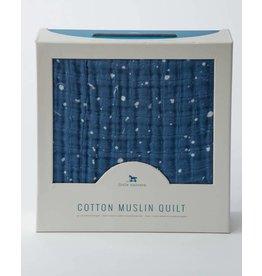 Little Unicorn Cotton Muslin Quilt - Star Sailing