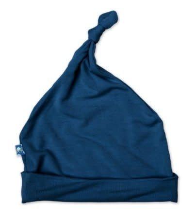 Kickee Pants Basic Knot Hat - Twilight