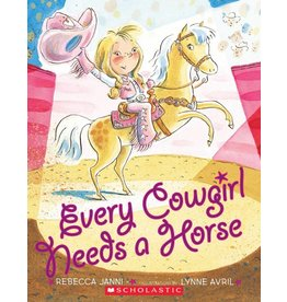 Penguin Group Every Cowgirl Needs a Horse