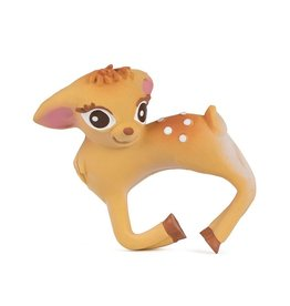 Oli & Carol Olive the Deer Teething Bracelet