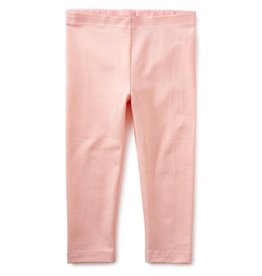 Tea Collection Solid Capri Leggings Pink Gloss