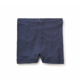 Tea Collection Solid Somersault Shorts - Indigo