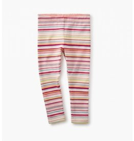 Tea Collection Multistripe Baby Leggings - Sherbert