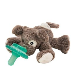 Nookums Paci-Plushies Buddies - Scruffy Puppy