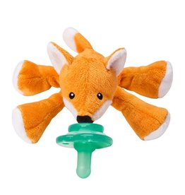Nookums Paci-Plushies Buddies - Freckles Fox