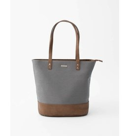 Little Unicorn Boardwalk Tote - Grey