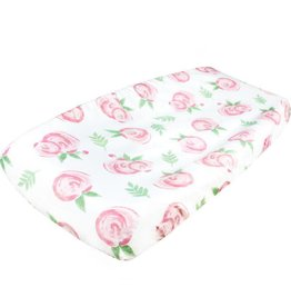 Copper Pearl Grace Changing Pad Cover
