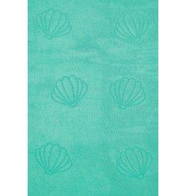 Tula Blanket 3 - Meowmaid - Teal
