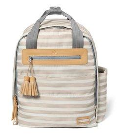Skip Hop Riverside Backpack - Oyster Stripe