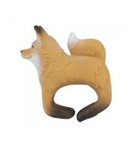 Oli & Carol Rob the Fox Teething Bracelet