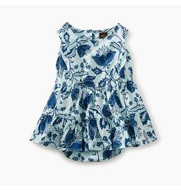 Tea Collection Tiered Skirt Romper Dress