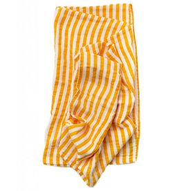 Clementine Kids Swaddle Citrus Stripe