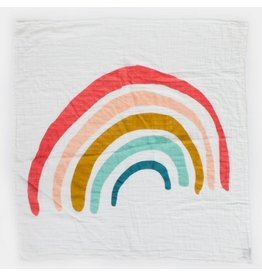 Clementine Kids Swaddle Rainbow
