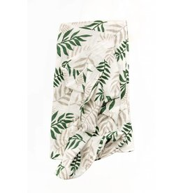 Clementine Kids Swaddle Jungle Fern