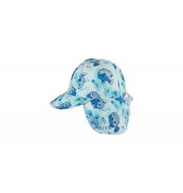 Millymook and Dozer Baby Boys Legionnaire - Pufferfish Blue