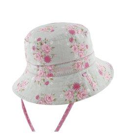 Millymook and Dozer Girls Bucket Hat - Chloe Mint