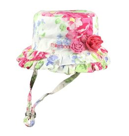 Millymook and Dozer Baby Girls Bucket Hat - Lola Floral L