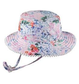 Millymook and Dozer Girls Bucket Hat - Imogen Floral S