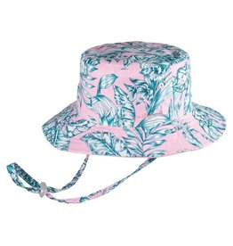 Millymook and Dozer Girls Bucket Hat - Oasis Pink S