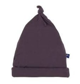 Kickee Pants Solid Knot Hat - Fig