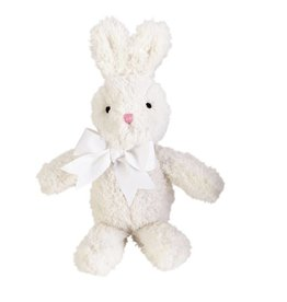Mud Pie Bunny Chime Ivory
