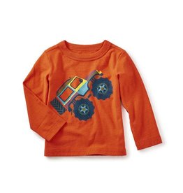 Tea Collection Ward Hill Graphic Tee 6-9M