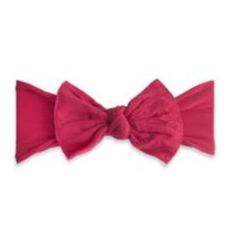 Baby Bling Bows Knot (Cranberry)