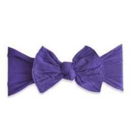 Baby Bling Bows Knot (Ultra Violet)