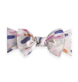 Baby Bling Bows Printed Knot (Paintbrush)