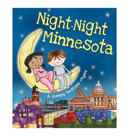Sourcebooks Night-Night Minnesota