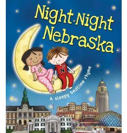 Sourcebooks Night-Night Nebraska