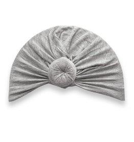 Baby Bling Bows Tur-Bun: Grey