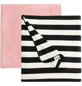 Copper Pearl Darling Blanket Set of 2