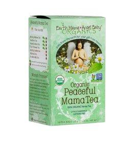 Earth Mama Organics Organic Peaceful Mama Tea Box