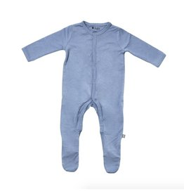 Kyte Baby Footie in Slate