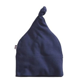 Kyte Baby Knotted Cap in Navy