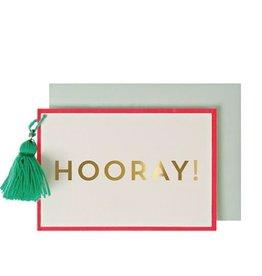 Meri Meri Hooray Tassel Gift Enclosure