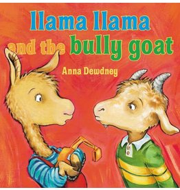 Penguin Group Llama Llama and the Bully Goat