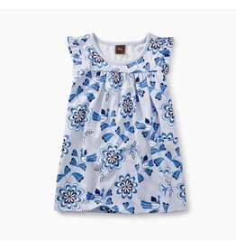 Tea Collection Baby Mighty Mini - Flocks & Florals 18-24M