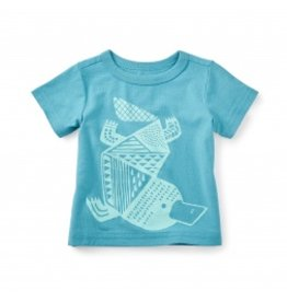 Tea Collection Platypus Graphic Tee 3-6m