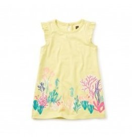 Tea Collection Reef Garden Graphic Dress 6-9M