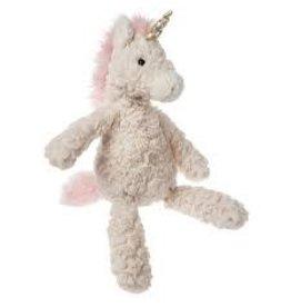 Mary Meyer Cream Putty Unicorn - Small