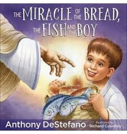 Harvest House Publishing The Miracle of the Bread the Fish and the Boy