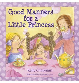Harvest House Publishing Good Manners for a Little Princess