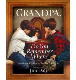 Harvest House Publishing Grandpa, Do You Remember When