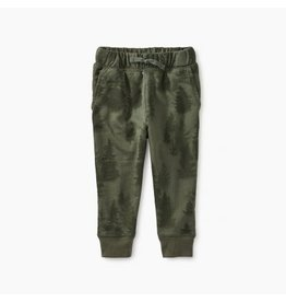Tea Collection Patterned Baby Joggers - Walk in the Woods Camo