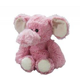 Intelex Pink Elephant Cozy Plush