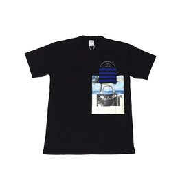 CROOKS & CASTLES POCKET TEE MERZ