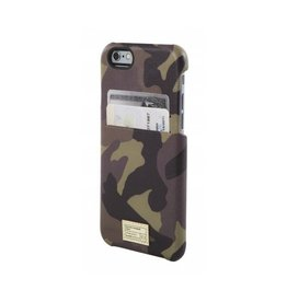 HEX SOLO WALLET FOR IPHONE 6 CAMO LEATHER