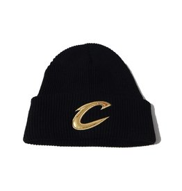 Mitchell & Ness CLEVELAND CAVALIERS FOIL LEATHER KNIT